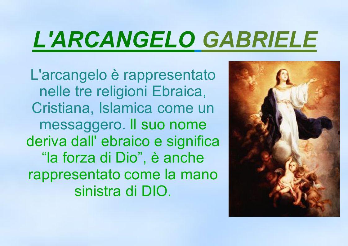 L ARCANGELO GABRIELE