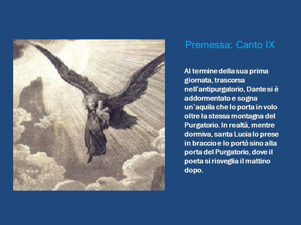 Premessa: Canto IX