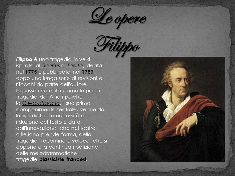 Le opere Filippo