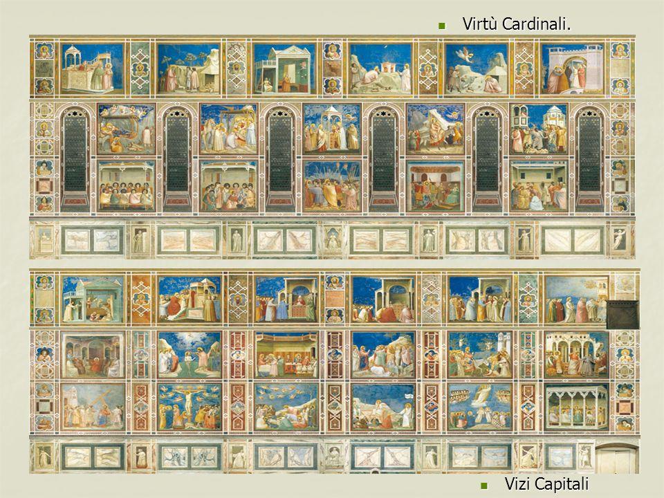 Virtù Cardinali. Vizi Capitali