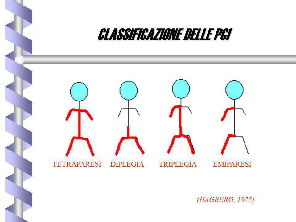 CLASSIFICAZIONE DELLE PCI