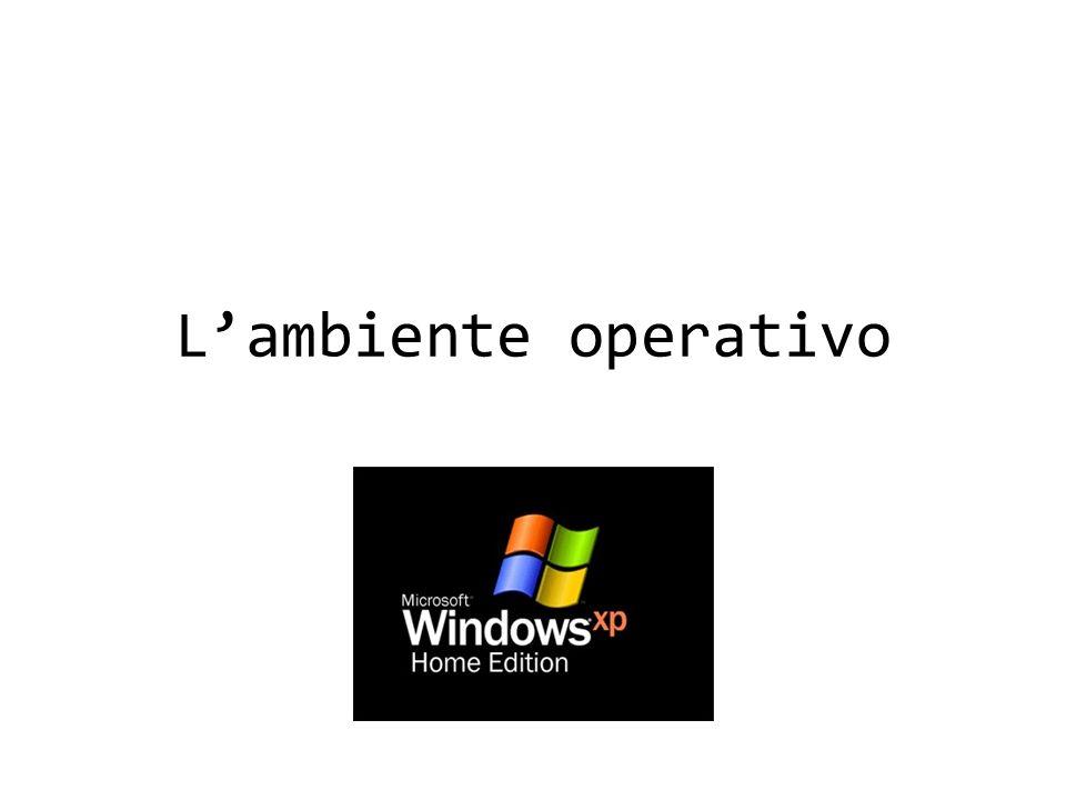 L'ambiente operativo