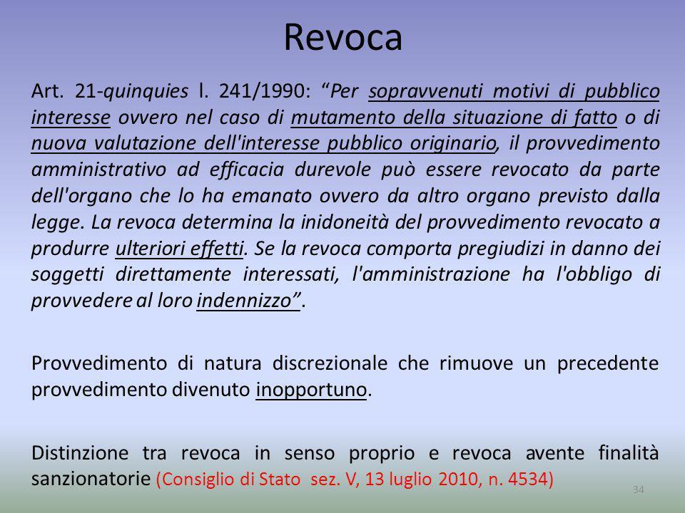 Revoca