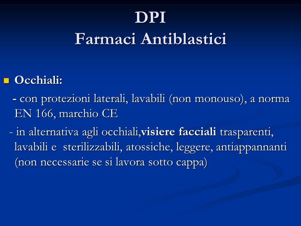 DPI Farmaci Antiblastici
