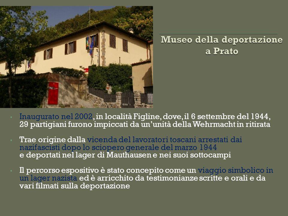 Museo della deportazione a Prato