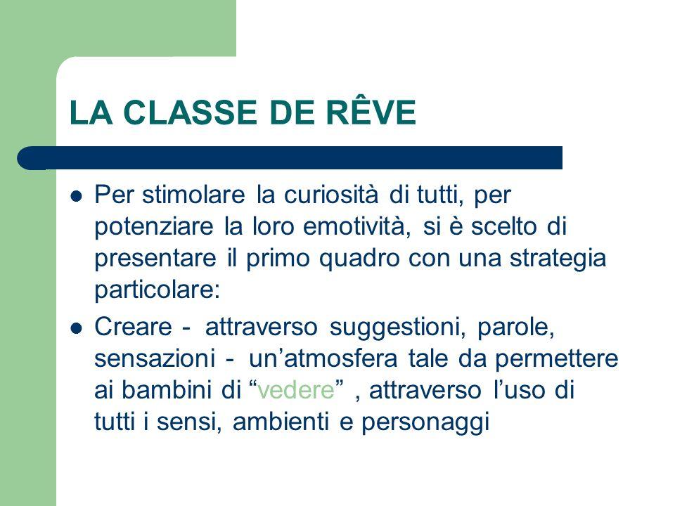 LA CLASSE DE RÊVE