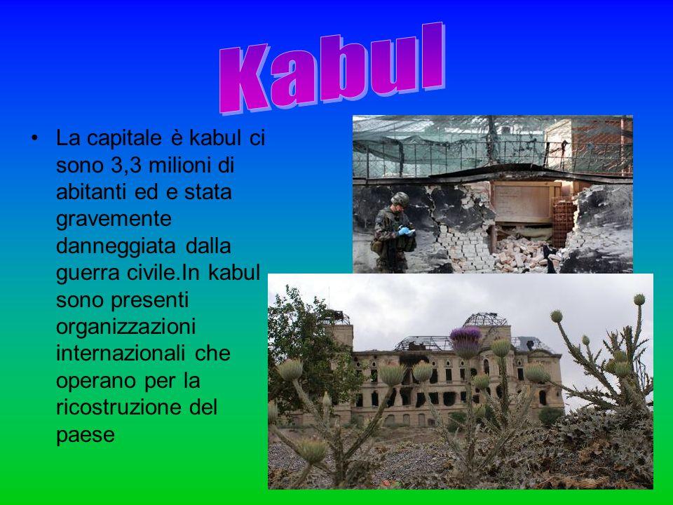. Kabul.