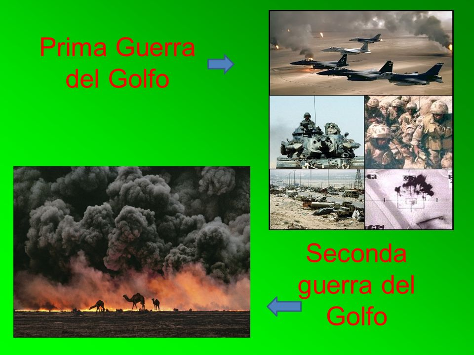 Seconda guerra del Golfo