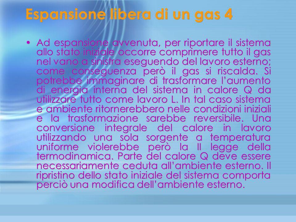 Espansione libera di un gas 4
