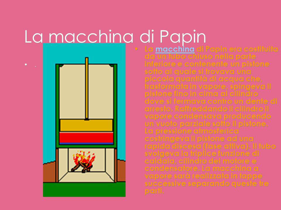 La macchina di Papin