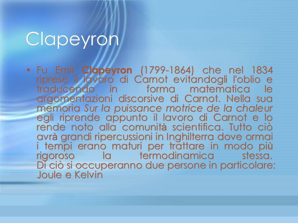 Clapeyron