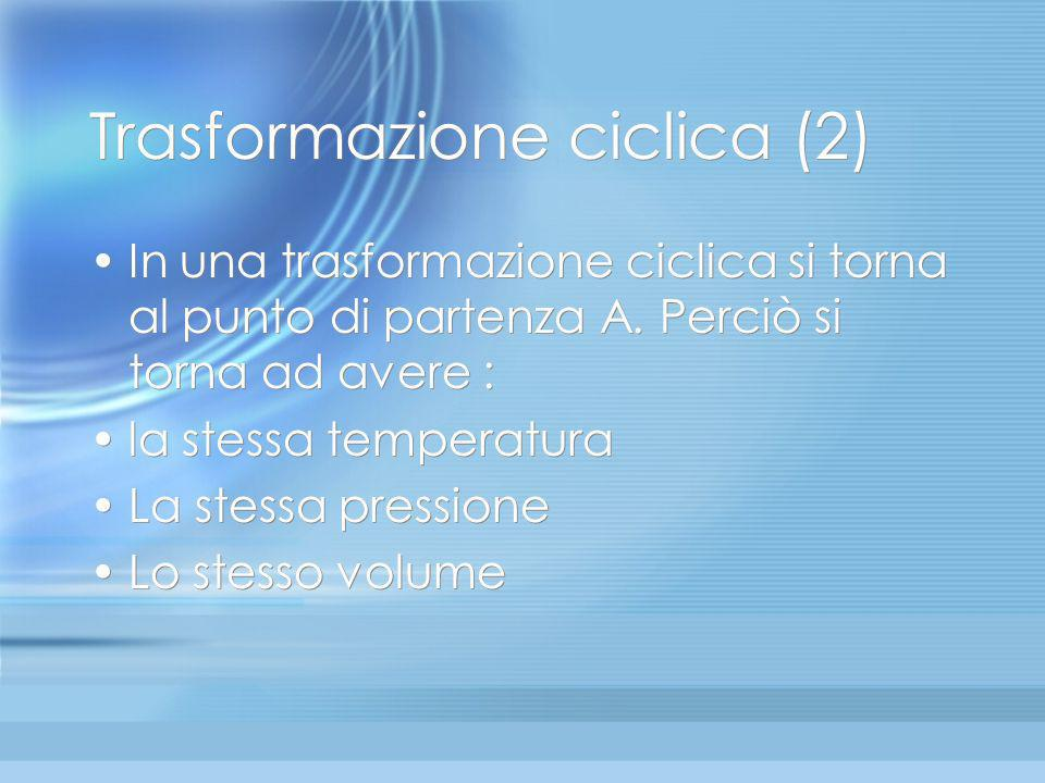 Trasformazione ciclica (2)