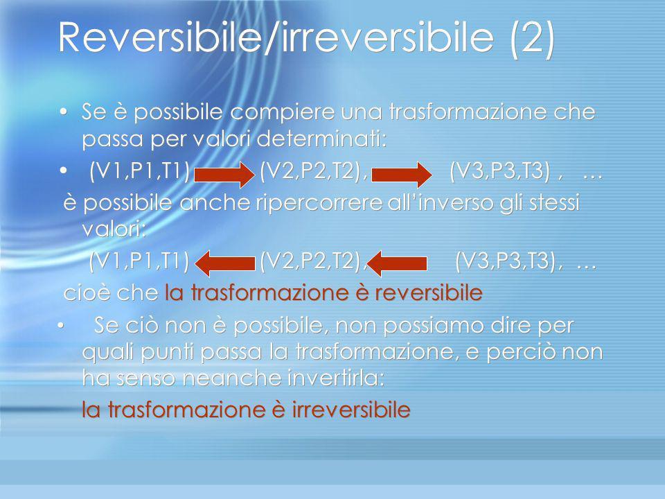 Reversibile/irreversibile (2)