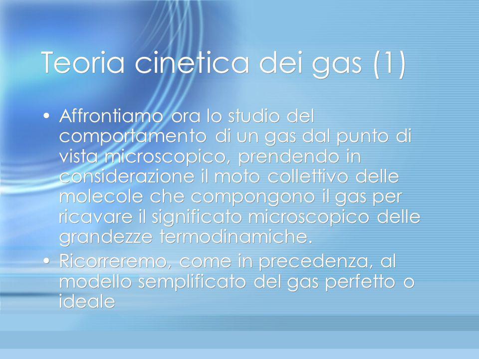 Teoria cinetica dei gas (1)