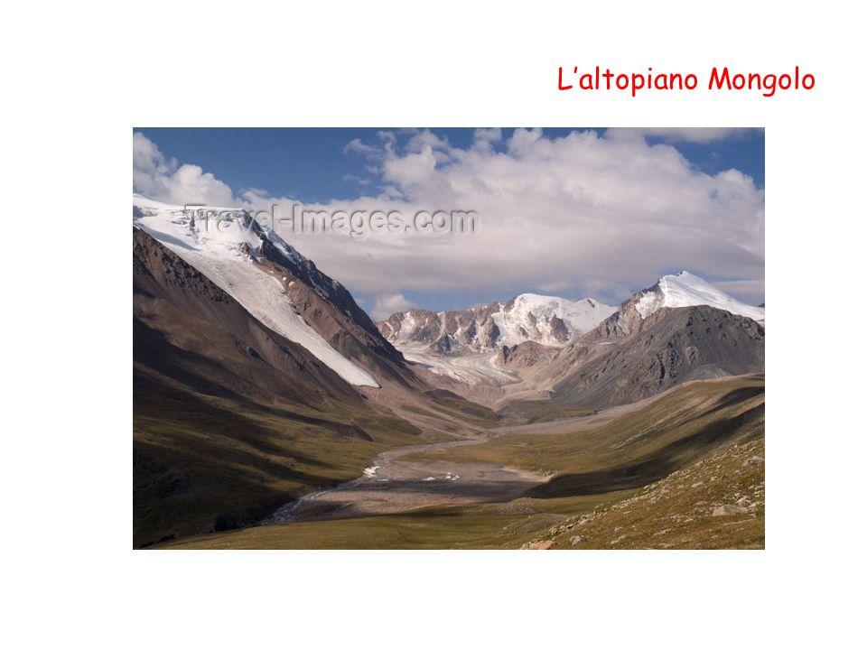 L'altopiano Mongolo