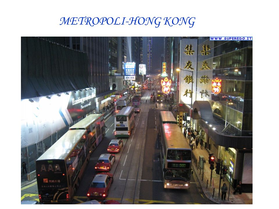 METROPOLI-HONG KONG