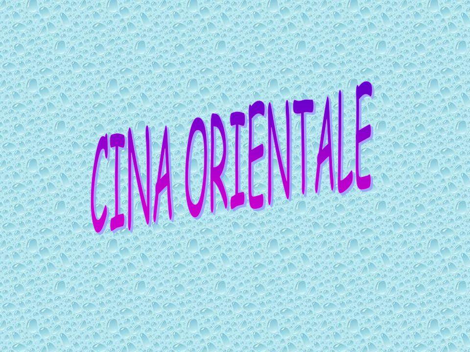 CINA ORIENTALE