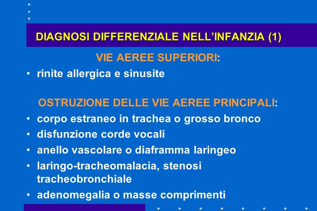 DIAGNOSI DIFFERENZIALE NELL'INFANZIA (1)