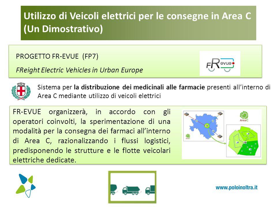 Utilizzo di Veicoli elettrici per le consegne in Area C (Un Dimostrativo)