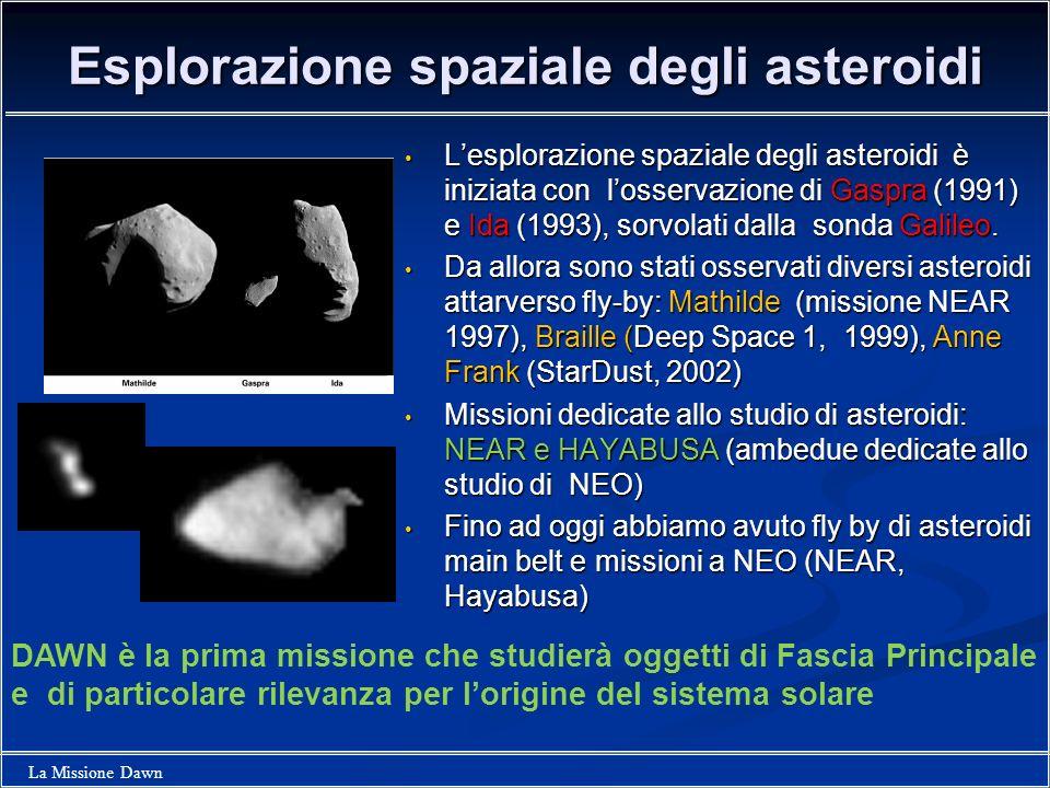 Esplorazione spaziale degli asteroidi