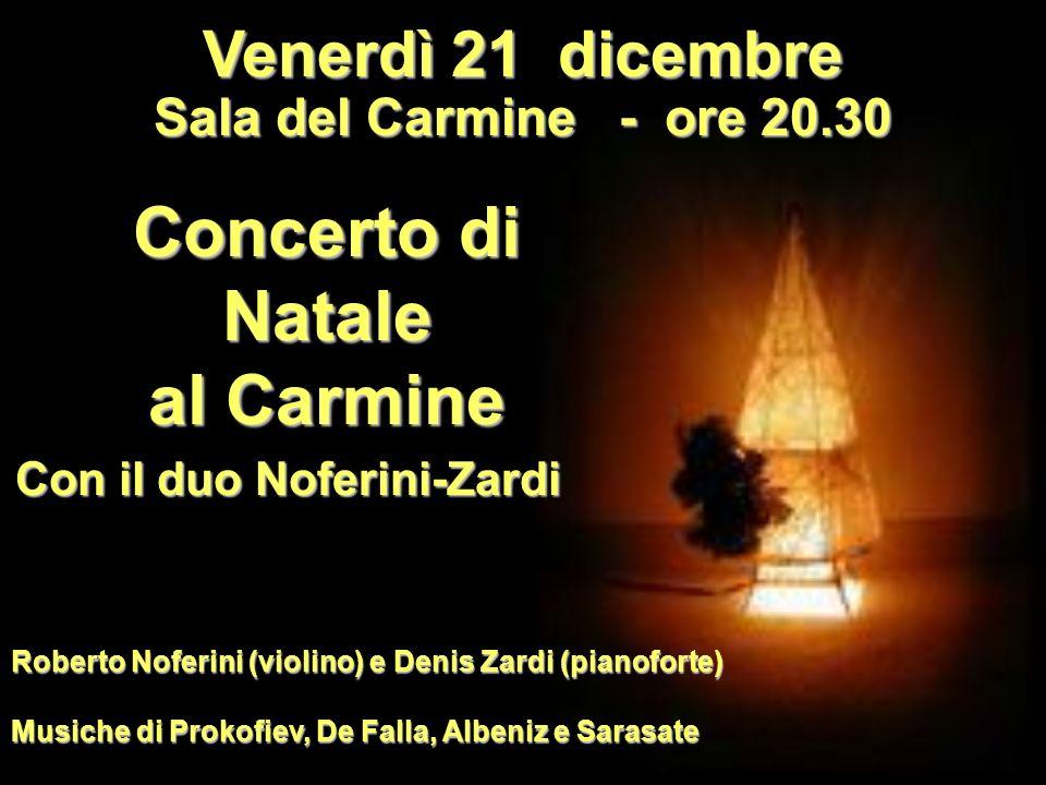 Con il duo Noferini-Zardi