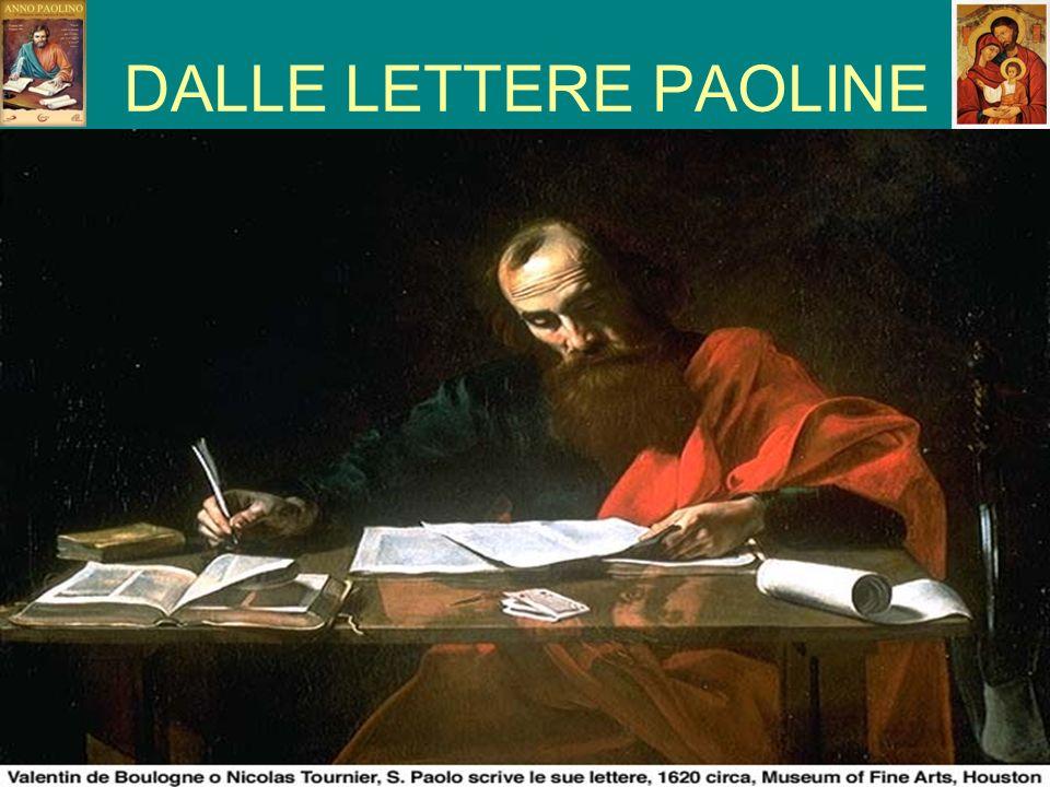 DALLE LETTERE PAOLINE Diritti e doveri degli sposi (1Cor 7,1-9)