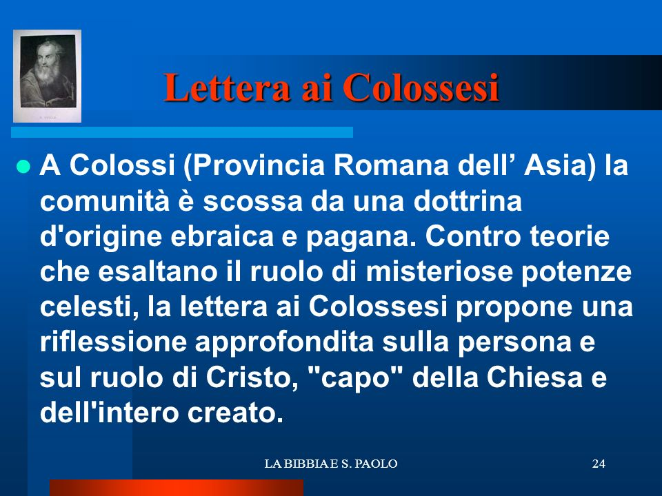 Lettera ai Colossesi