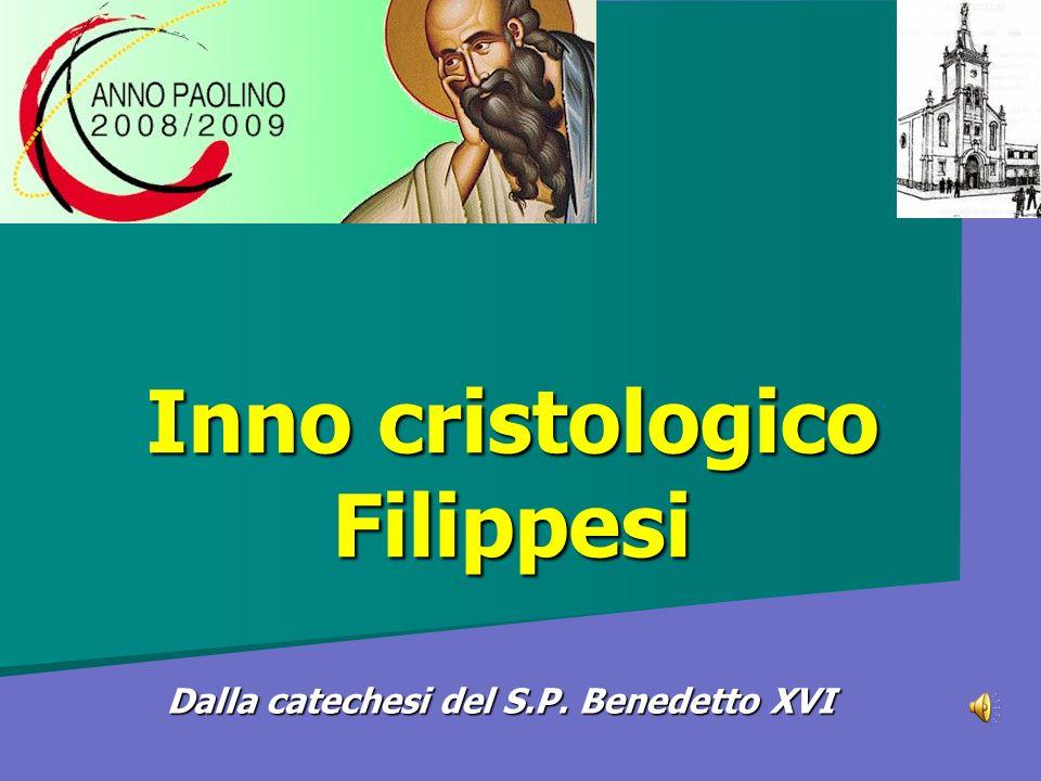 Inno cristologico Filippesi