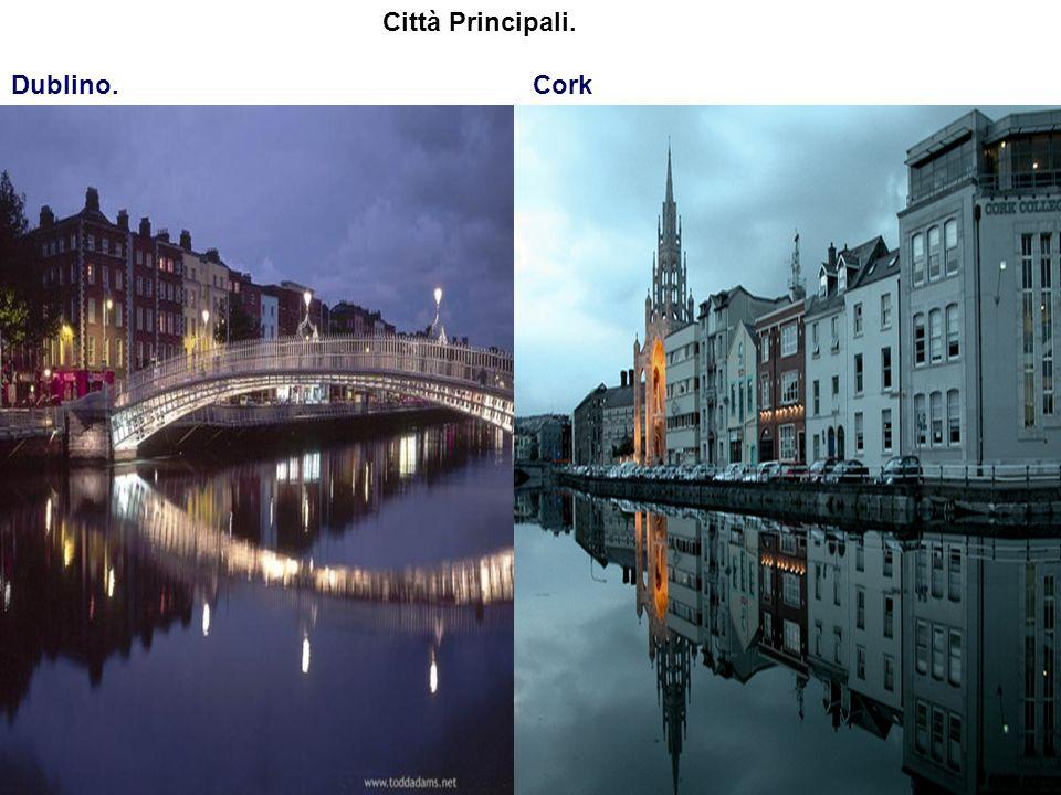 Città Principali. Dublino. Cork
