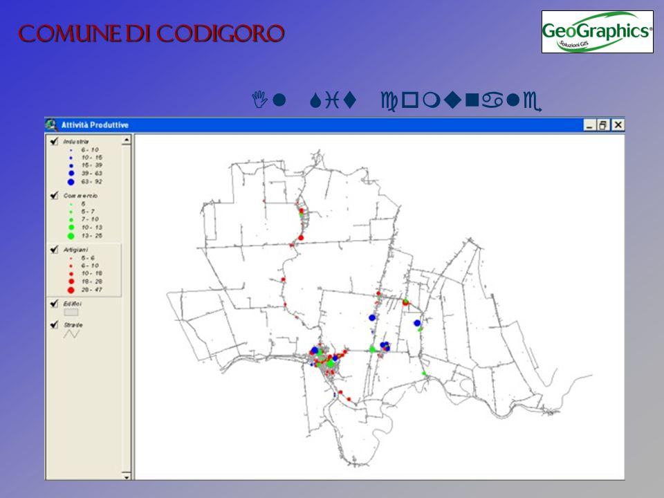 COMUNE DI CODIGORO Il Sit comunale