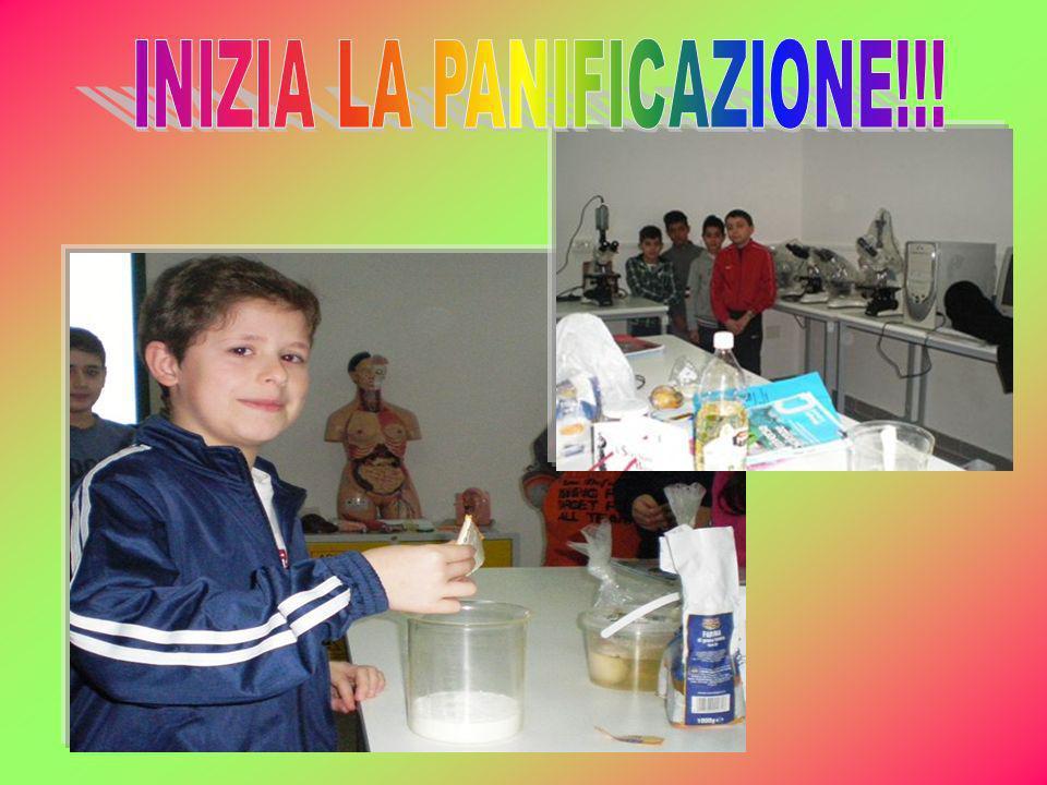 INIZIA LA PANIFICAZIONE!!!