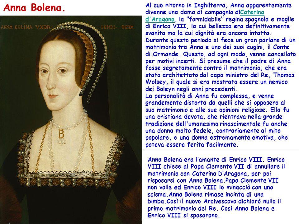 Anna Bolena.