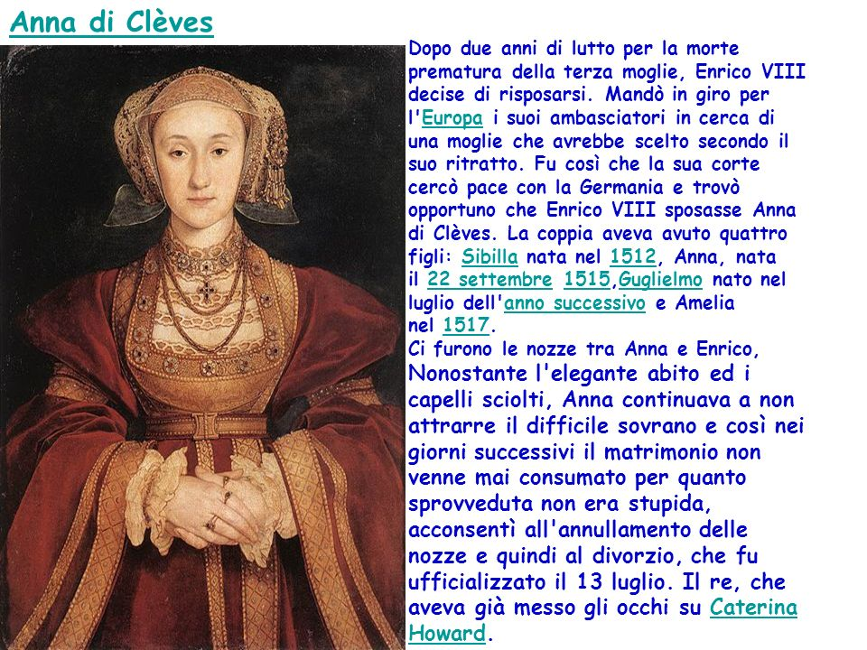 Anna di Clèves