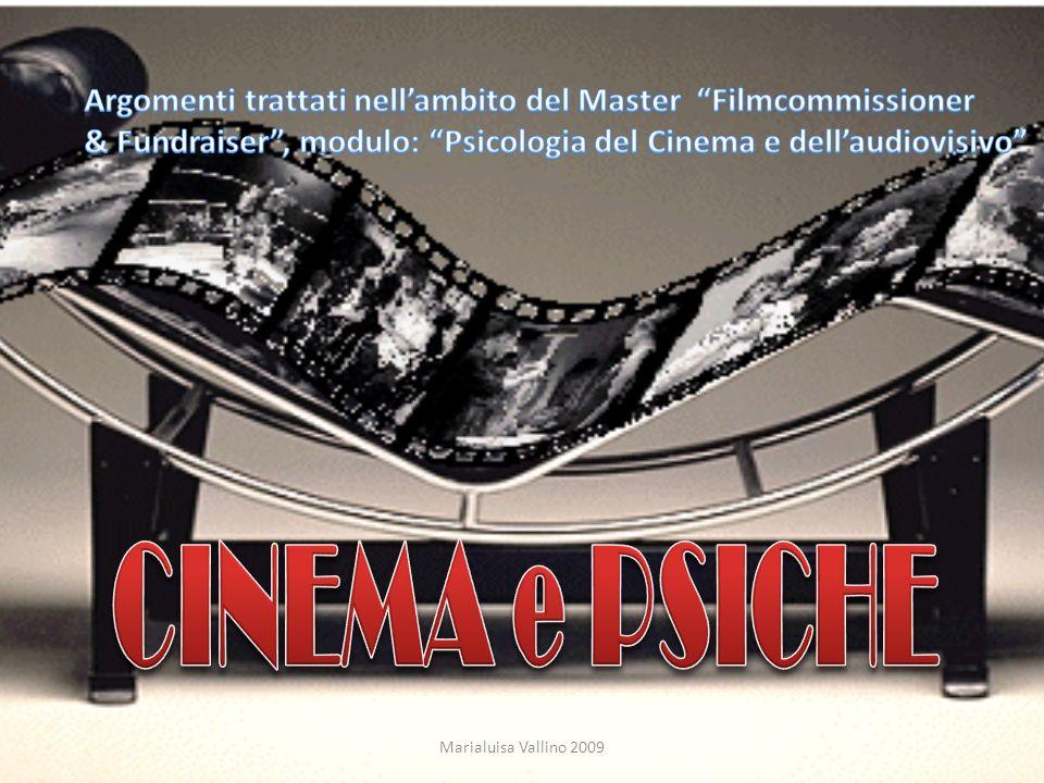 Argomenti trattati nell'ambito del Master Filmcommissioner