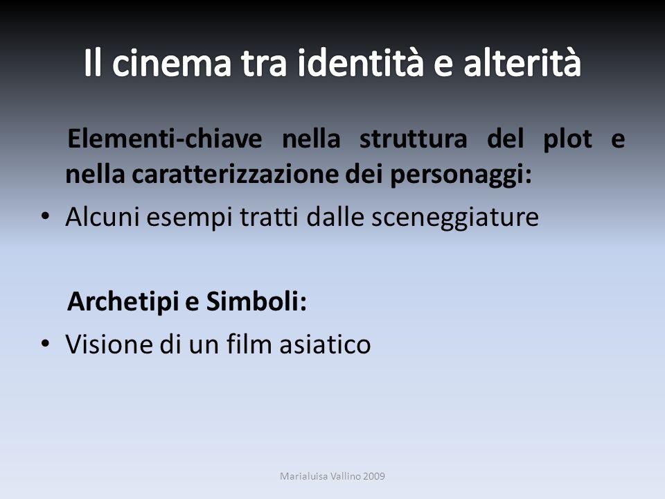 Il cinema tra identità e alterità