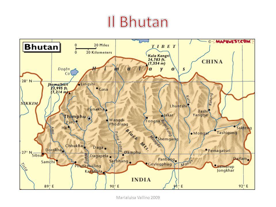 Il Bhutan Marialuisa Vallino 2009