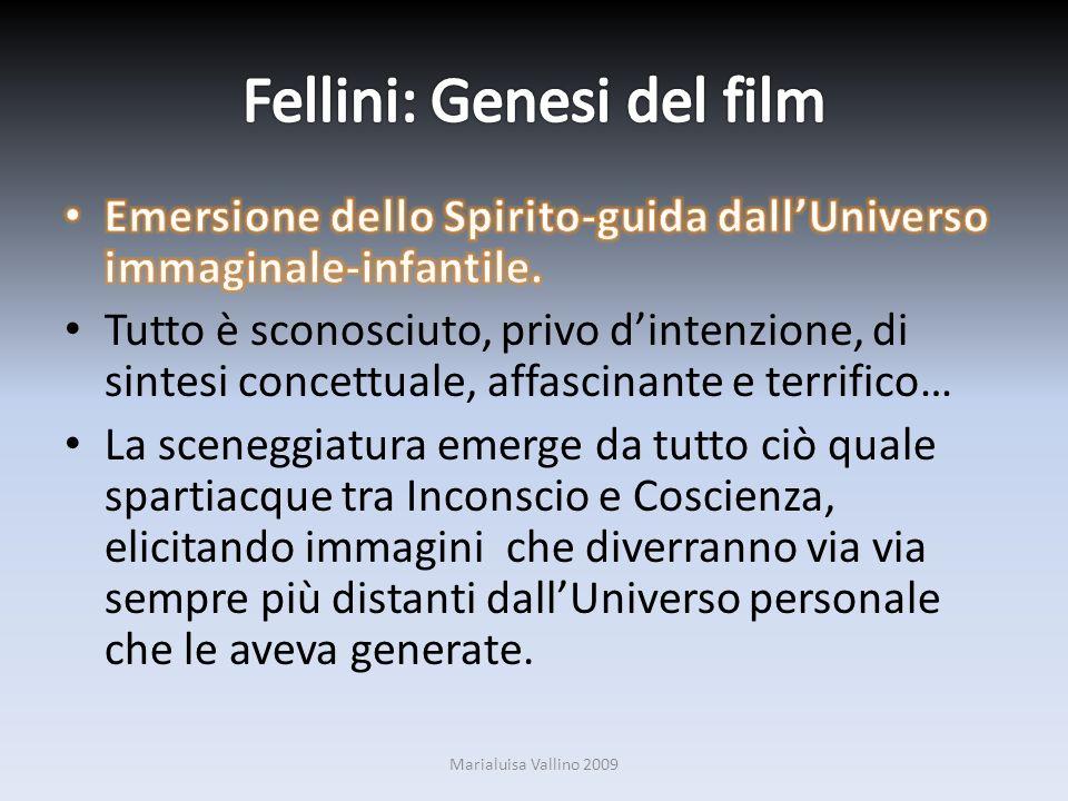 Fellini: Genesi del film