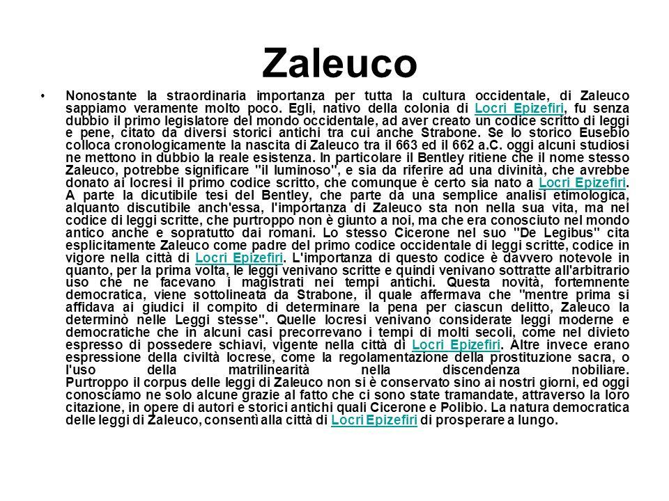 Zaleuco