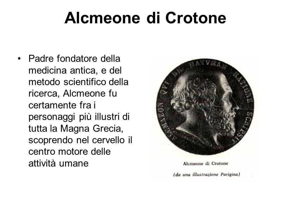 Alcmeone di Crotone
