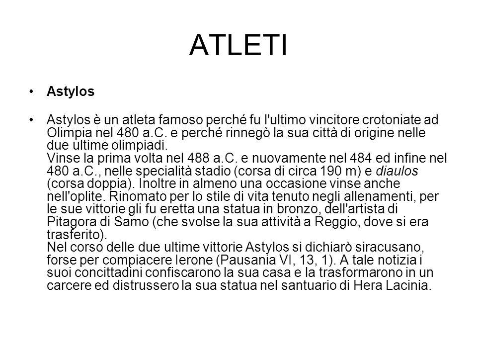 ATLETI Astylos.