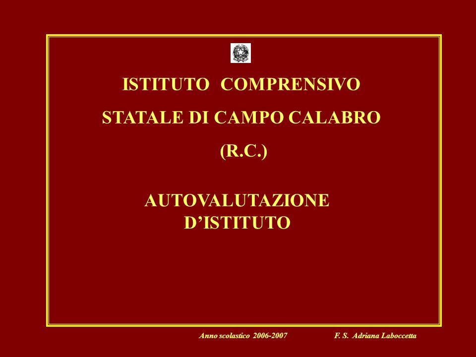 STATALE DI CAMPO CALABRO (R.C.)