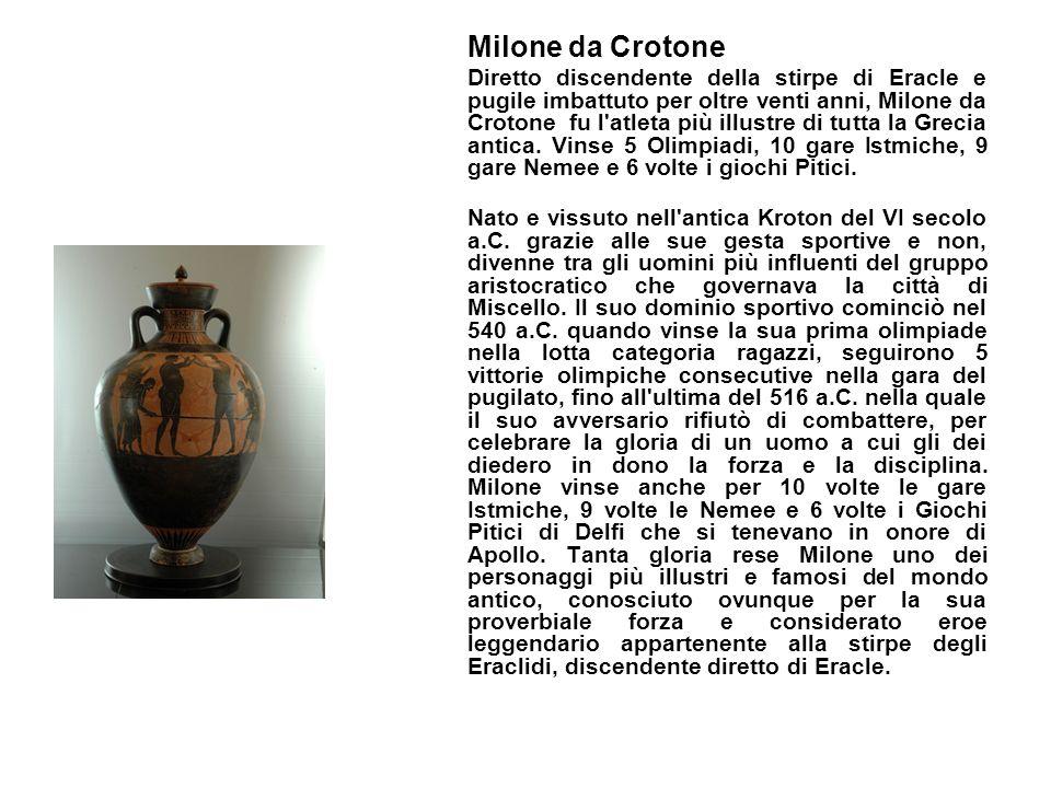 Milone da Crotone