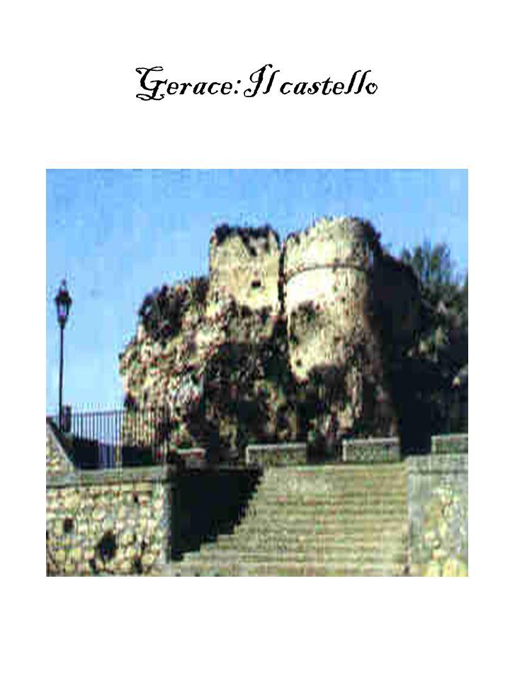 Gerace:Il castello