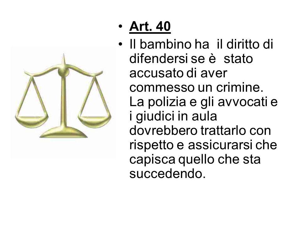 Art. 40