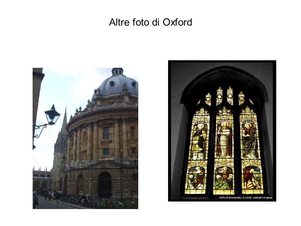 Altre foto di Oxford