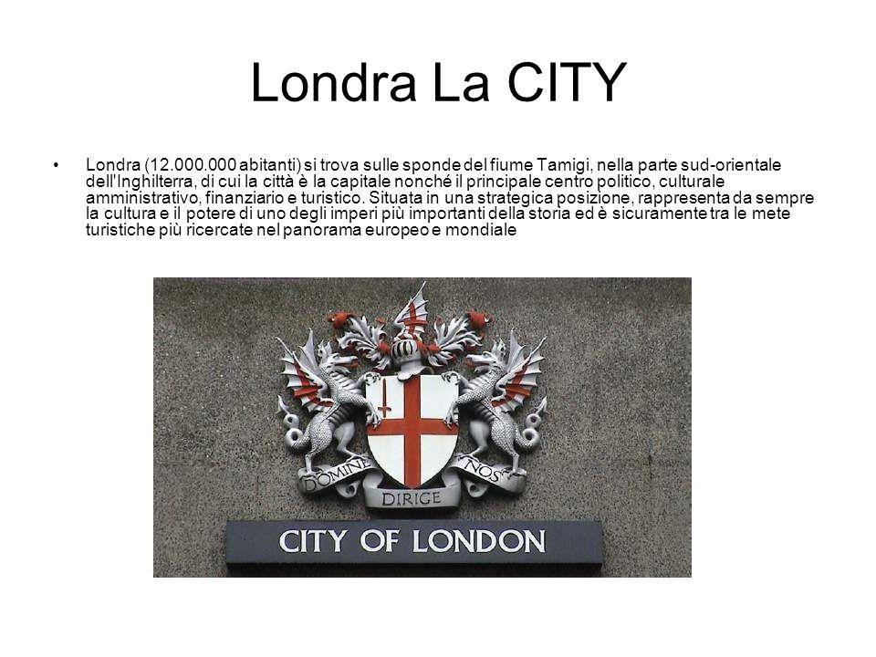 Londra La CITY