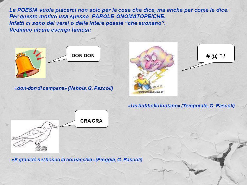 «don-don di campane» (Nebbia, G. Pascoli)