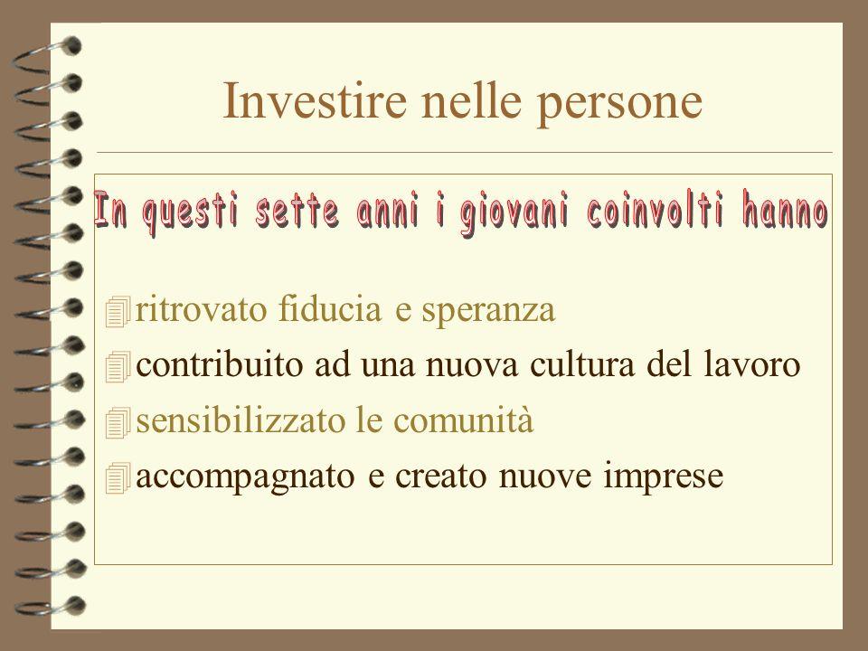 Investire nelle persone