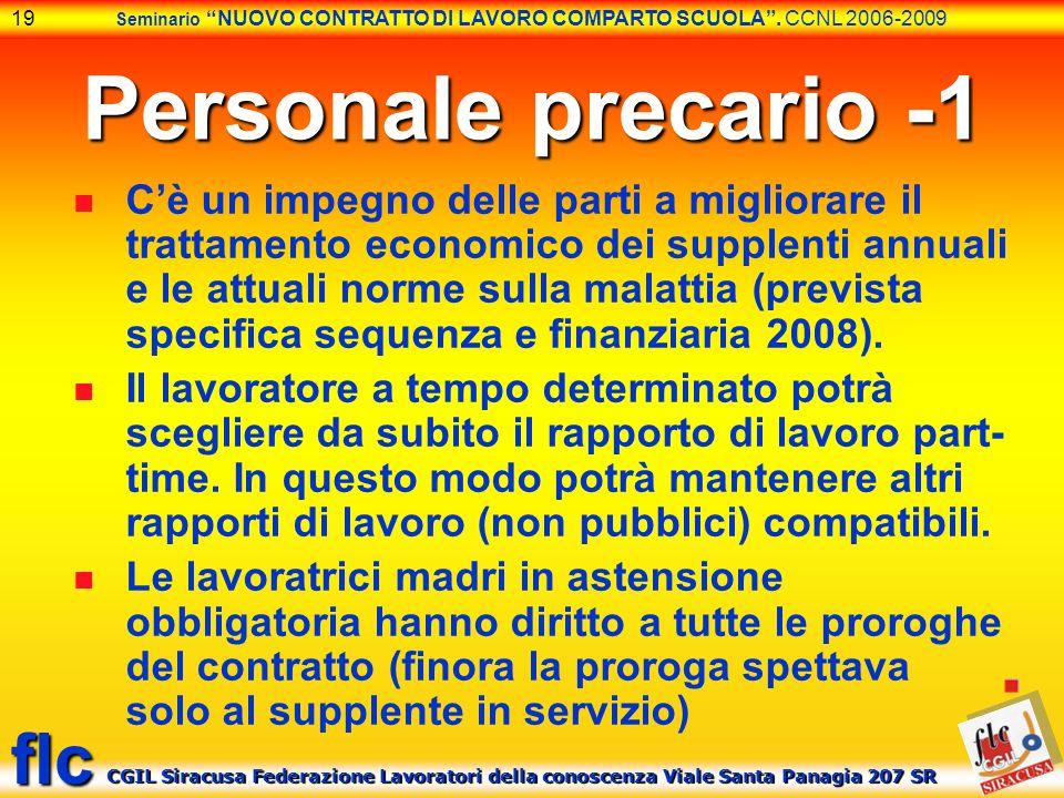 Personale precario -1