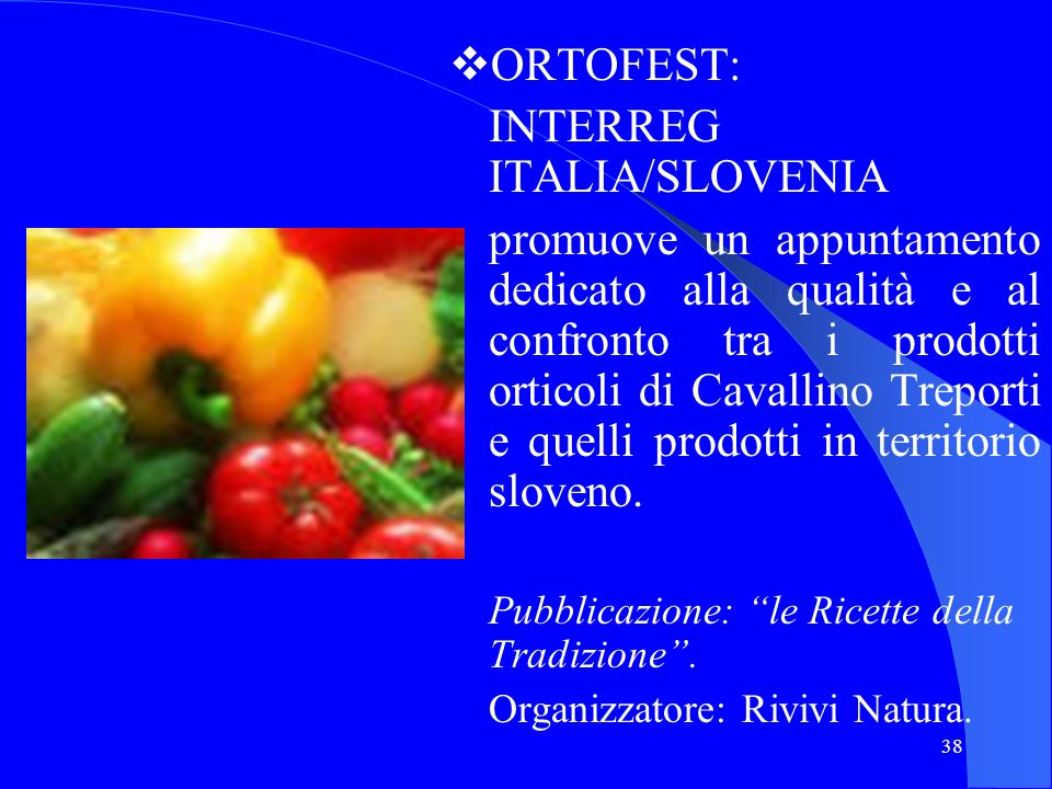 INTERREG ITALIA/SLOVENIA